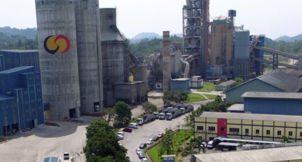 Financials_Integrated Cement Plant Aerial