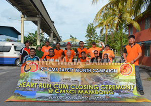 5th Safety Month