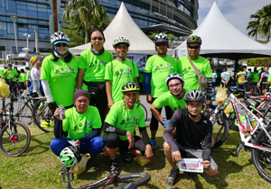 Ride for the Environment