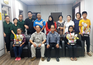 CMS Cement Industries School Engagement Initiative: UPSR Excellence Award
