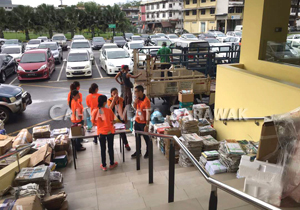 Recycling Campaign by Group Internal Audit Department