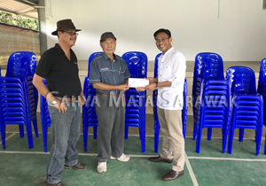 CMS Cement Industries continues to support Mambong community