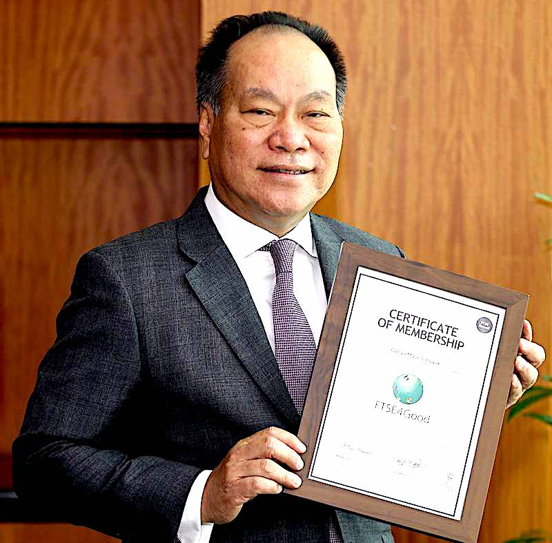 """As of today, CMS is the only company from Sarawak on the """"FTSE4Good Bursa Malaysia index_."""